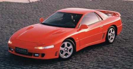 Mitsubishi GTO I (Z16A) 1990 - 1993 Coupe #8
