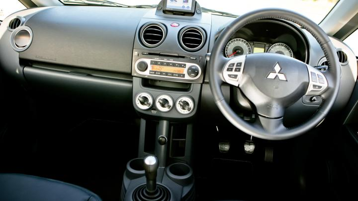 Mitsubishi i 2006 - 2013 Hatchback 5 door #8