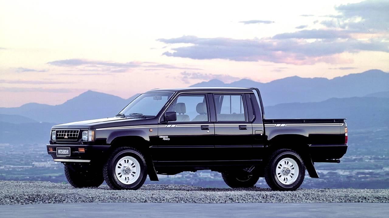 Mitsubishi L200 II 1986 - 1996 Pickup #6