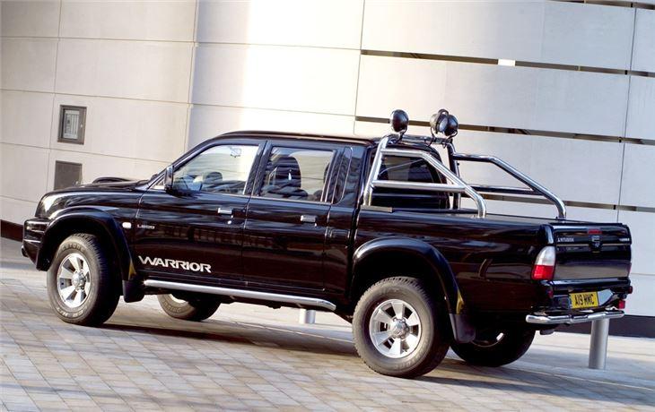 Mitsubishi L200 III Restyling 2004 - 2006 Pickup #2