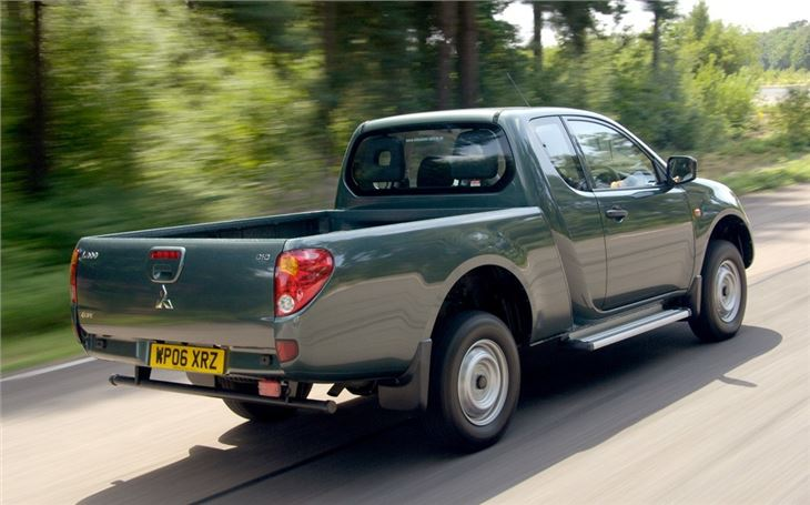 Mitsubishi L200 III Restyling 2004 - 2006 Pickup #1