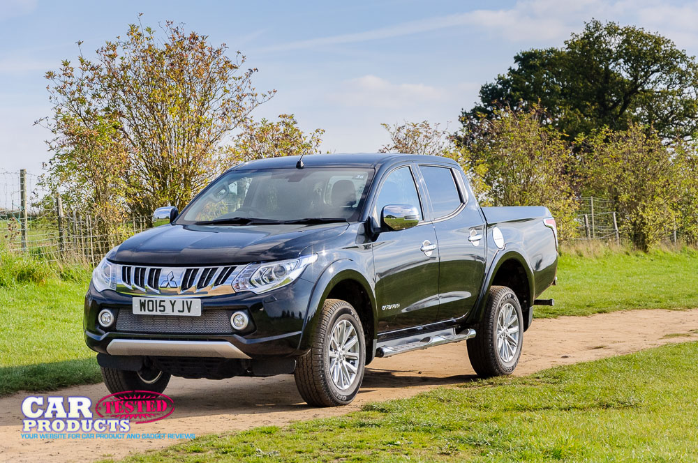 Mitsubishi L200 V 2015 - now Pickup #1