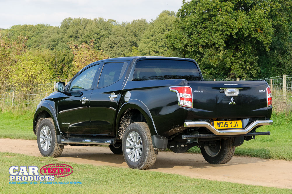 Mitsubishi L200 V 2015 - now Pickup #3