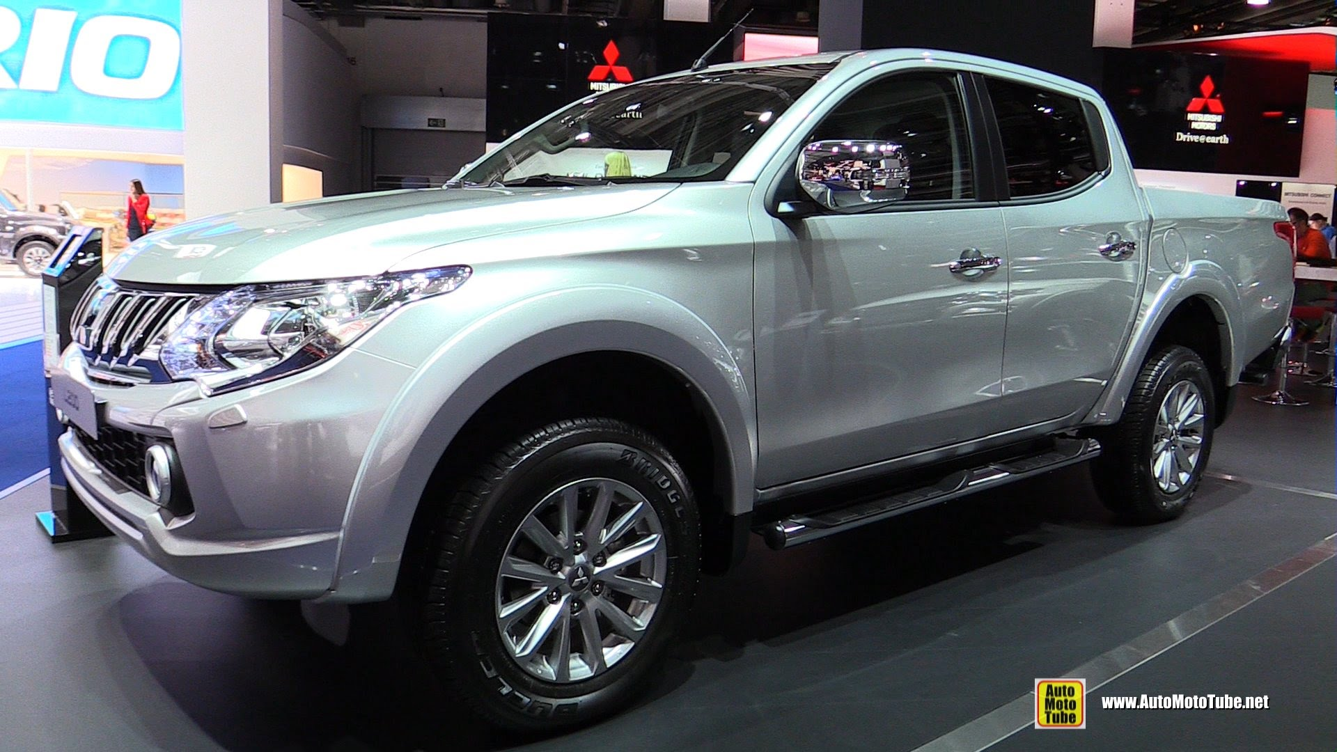 Mitsubishi L200 V 2015 - now Pickup #4