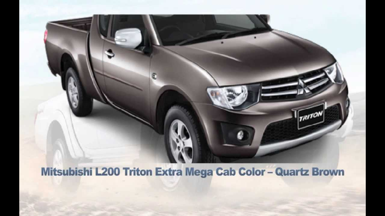 Mitsubishi L200 V 2015 - now Pickup #8