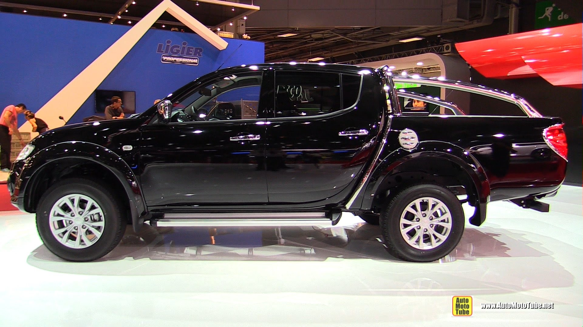 Mitsubishi L200 V 2015 - now Pickup #6