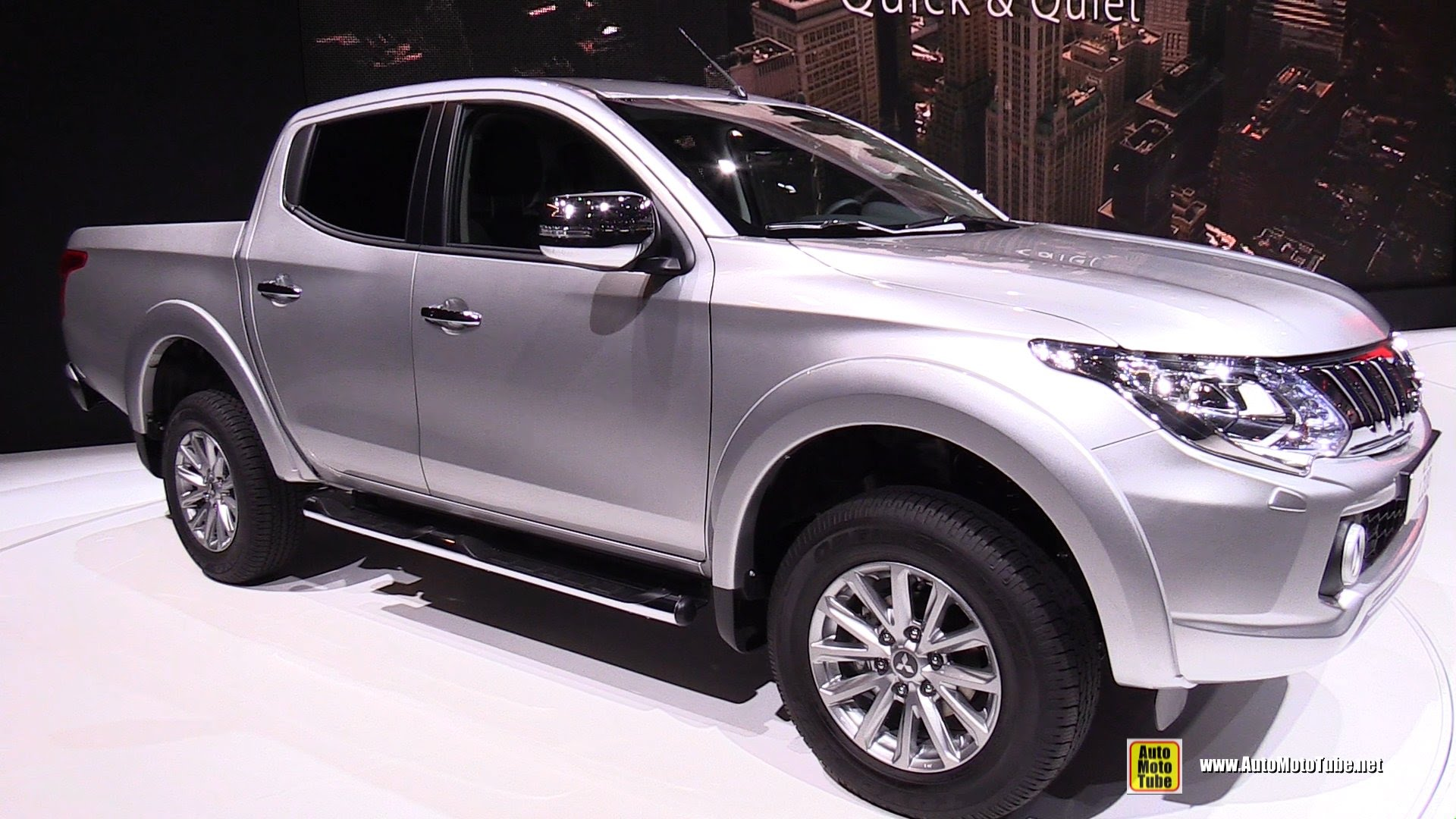 Mitsubishi L200 V 2015 - now Pickup #5