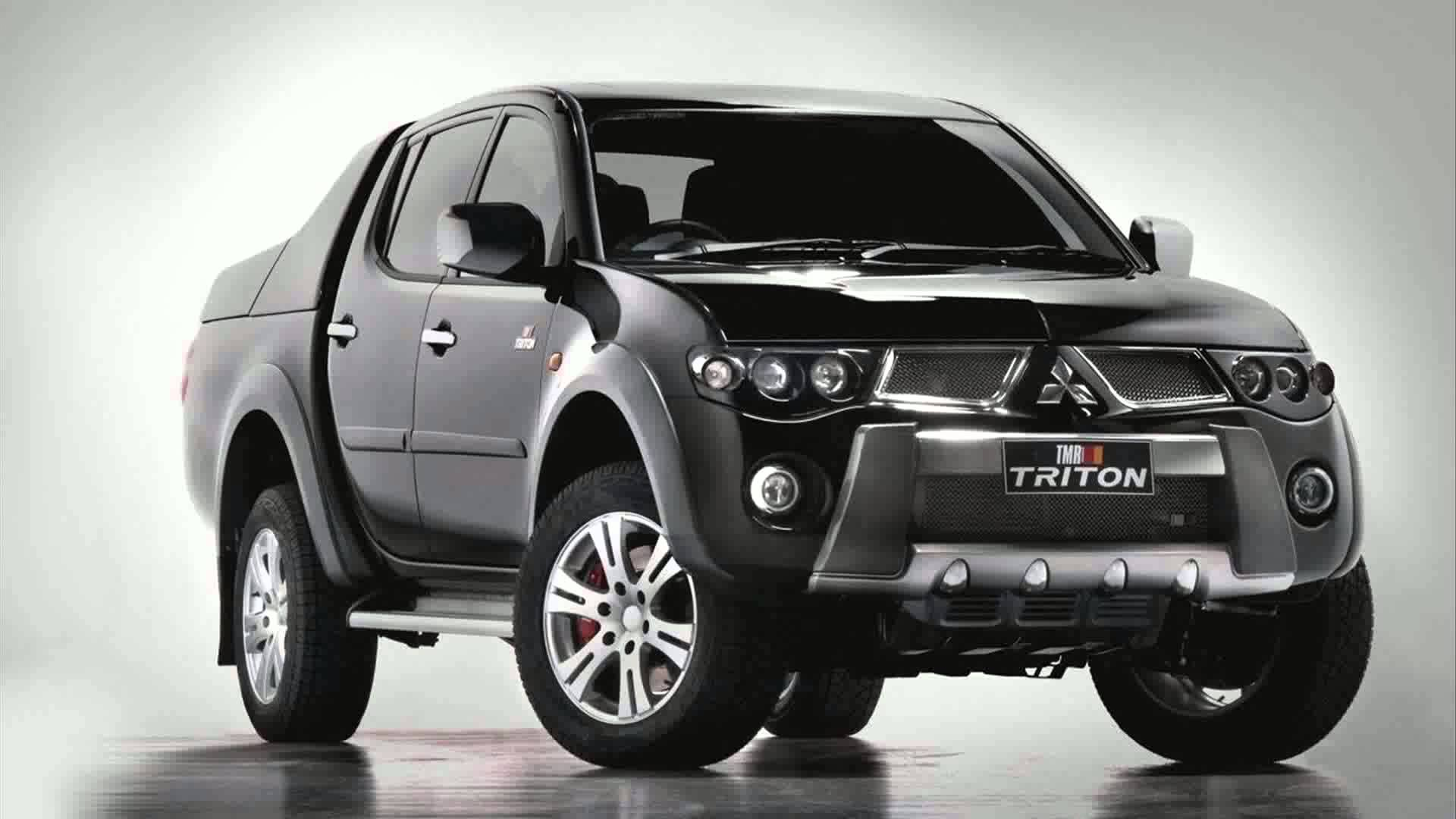 Mitsubishi L200 V 2015 - now Pickup #7