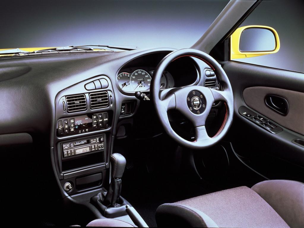Mitsubishi Libero I 1992 - 1995 Station wagon 5 door #6