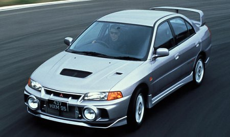 Mitsubishi Lancer Evolution IV 1996 - 1998 Sedan #8