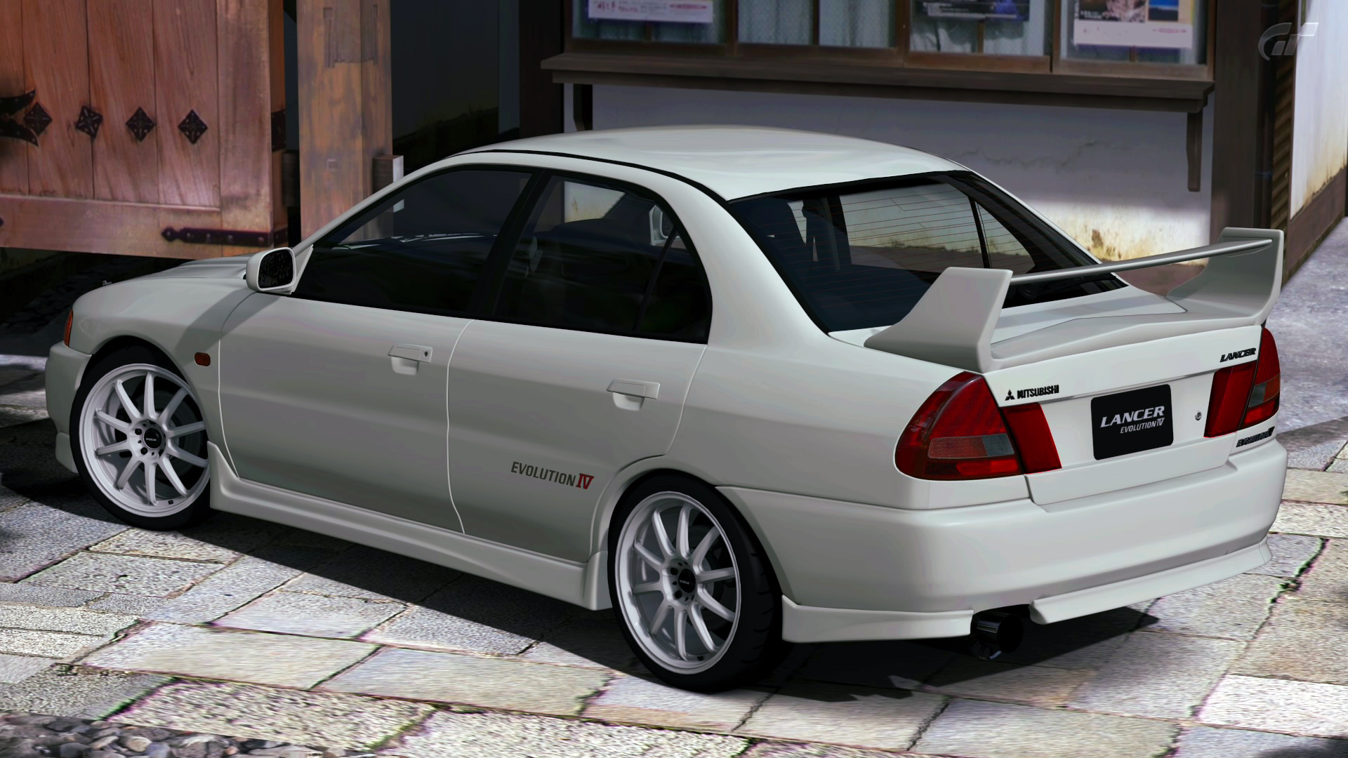 Mitsubishi Lancer Evolution IV 1996 - 1998 Sedan #2