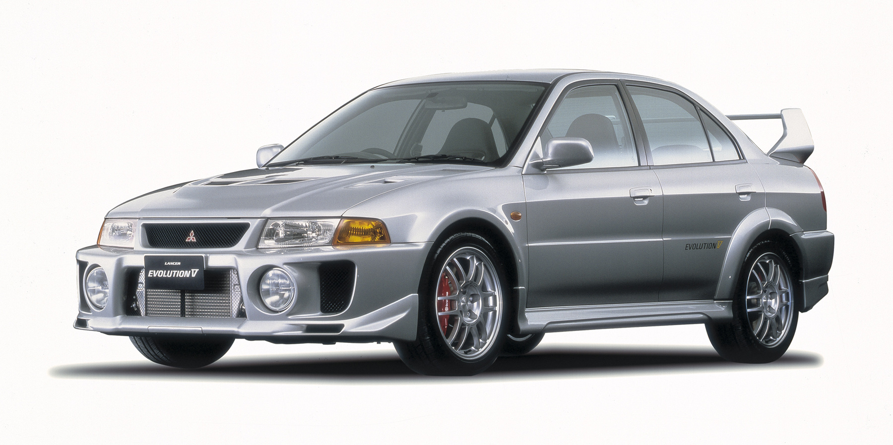 Mitsubishi Lancer Evolution IV 1996 - 1998 Sedan #1