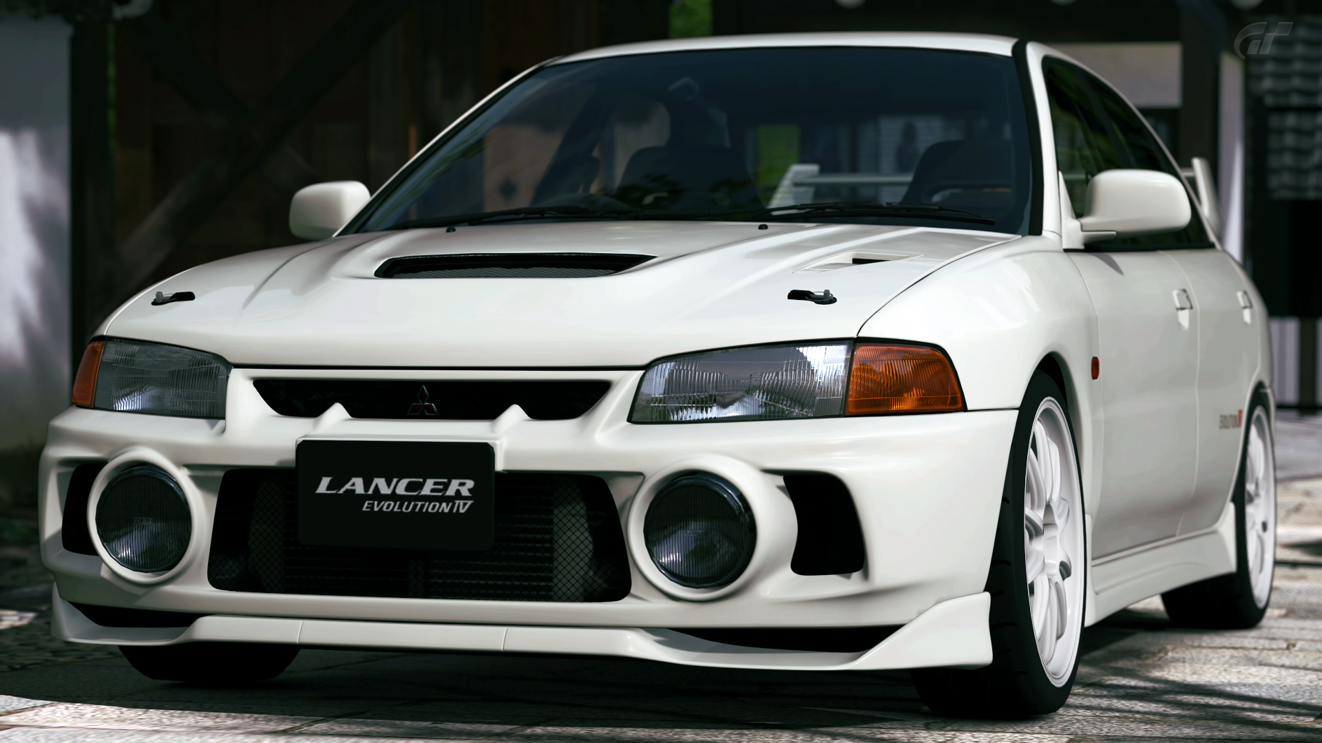 Mitsubishi Lancer Evolution IV 1996 - 1998 Sedan #5