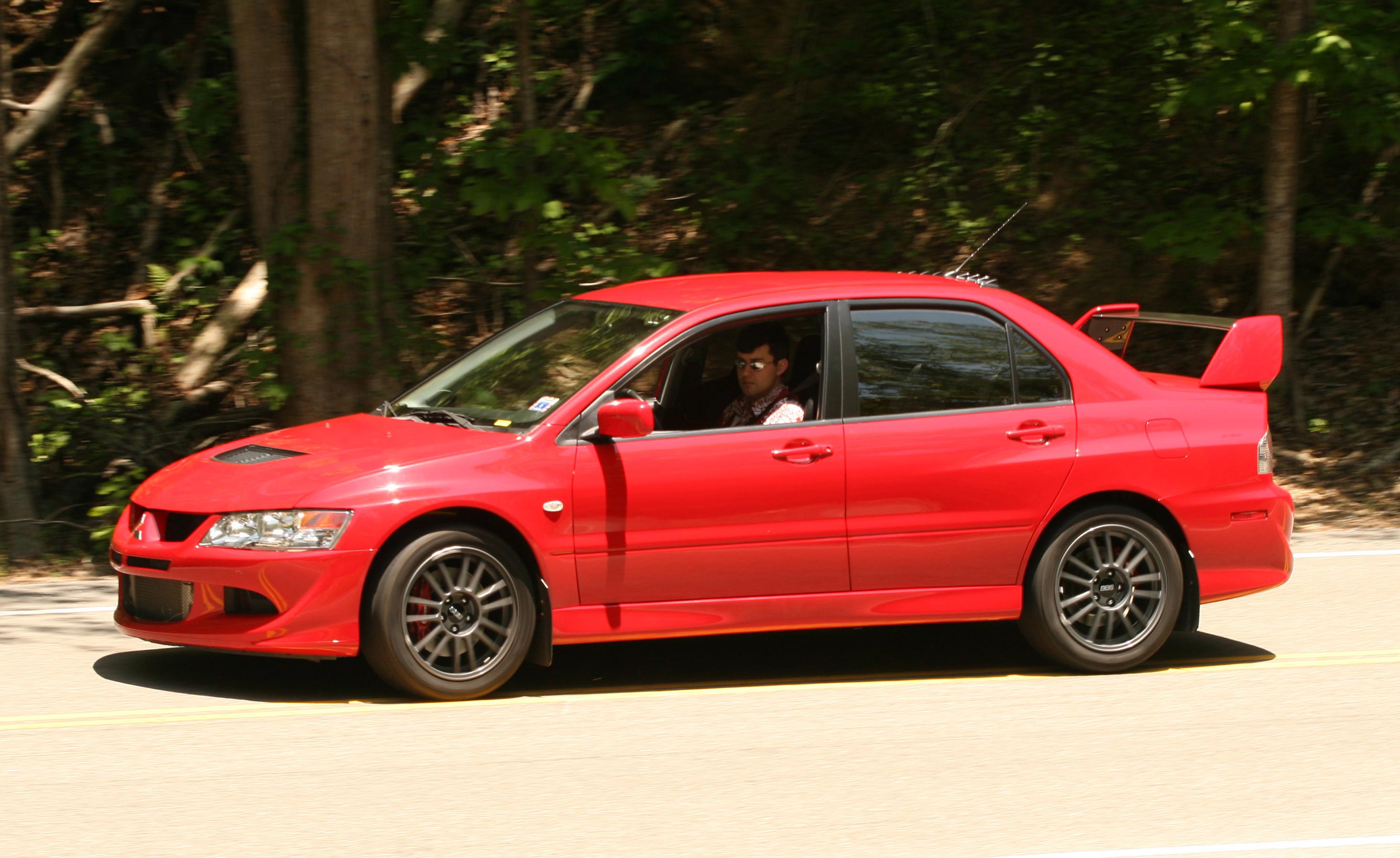 Mitsubishi Lancer Evolution IX 2005 - 2007 Sedan #1