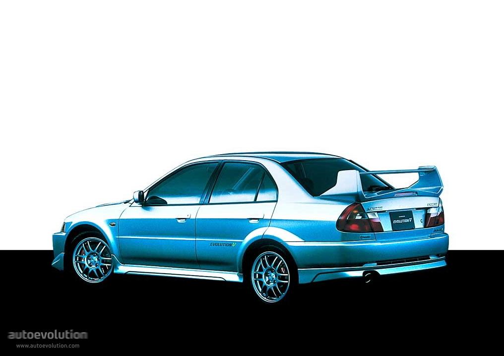 Mitsubishi Lancer Evolution V 1998 - 1999 Sedan #3