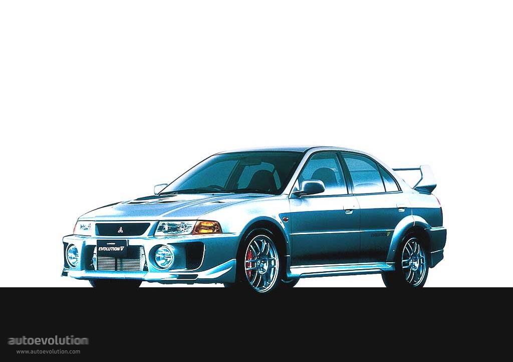 Mitsubishi Lancer Evolution V 1998 - 1999 Sedan #2