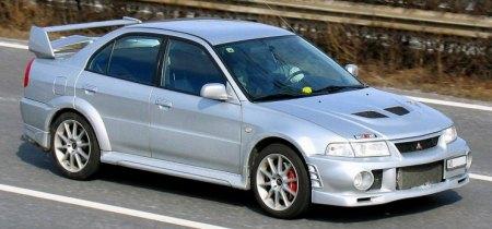 Mitsubishi Lancer Evolution V 1998 - 1999 Sedan #6