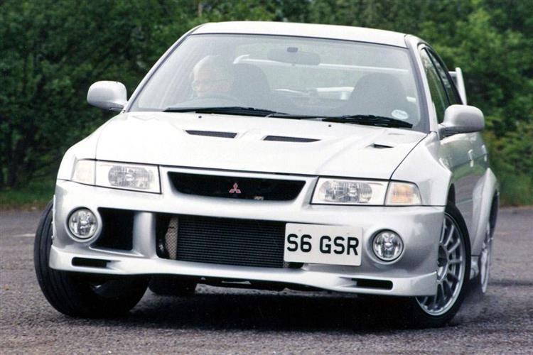 Mitsubishi Lancer Evolution VI 1999 - 2001 Sedan #3