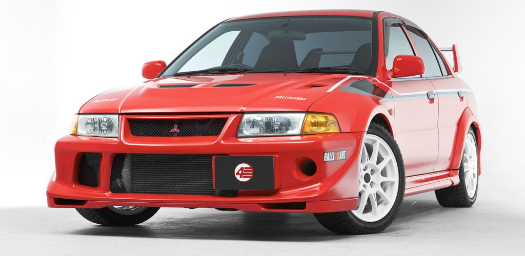 Mitsubishi Lancer Evolution VI 1999 - 2001 Sedan #1