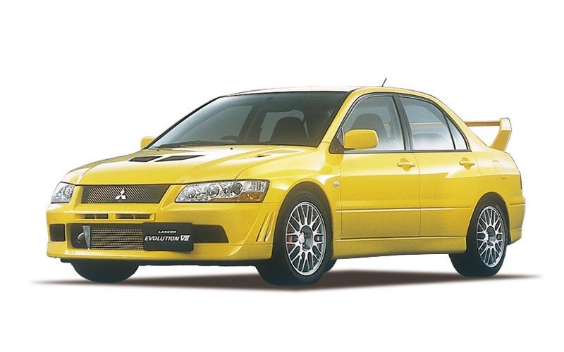 Mitsubishi Lancer IX 2000 - 2007 Station wagon 5 door #1