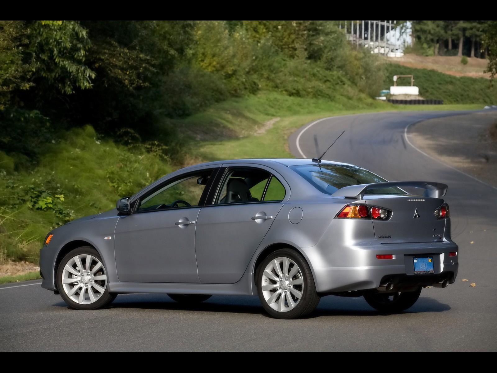Mitsubishi Lancer Ralliart X 2008 - 2011 Hatchback 5 door #1