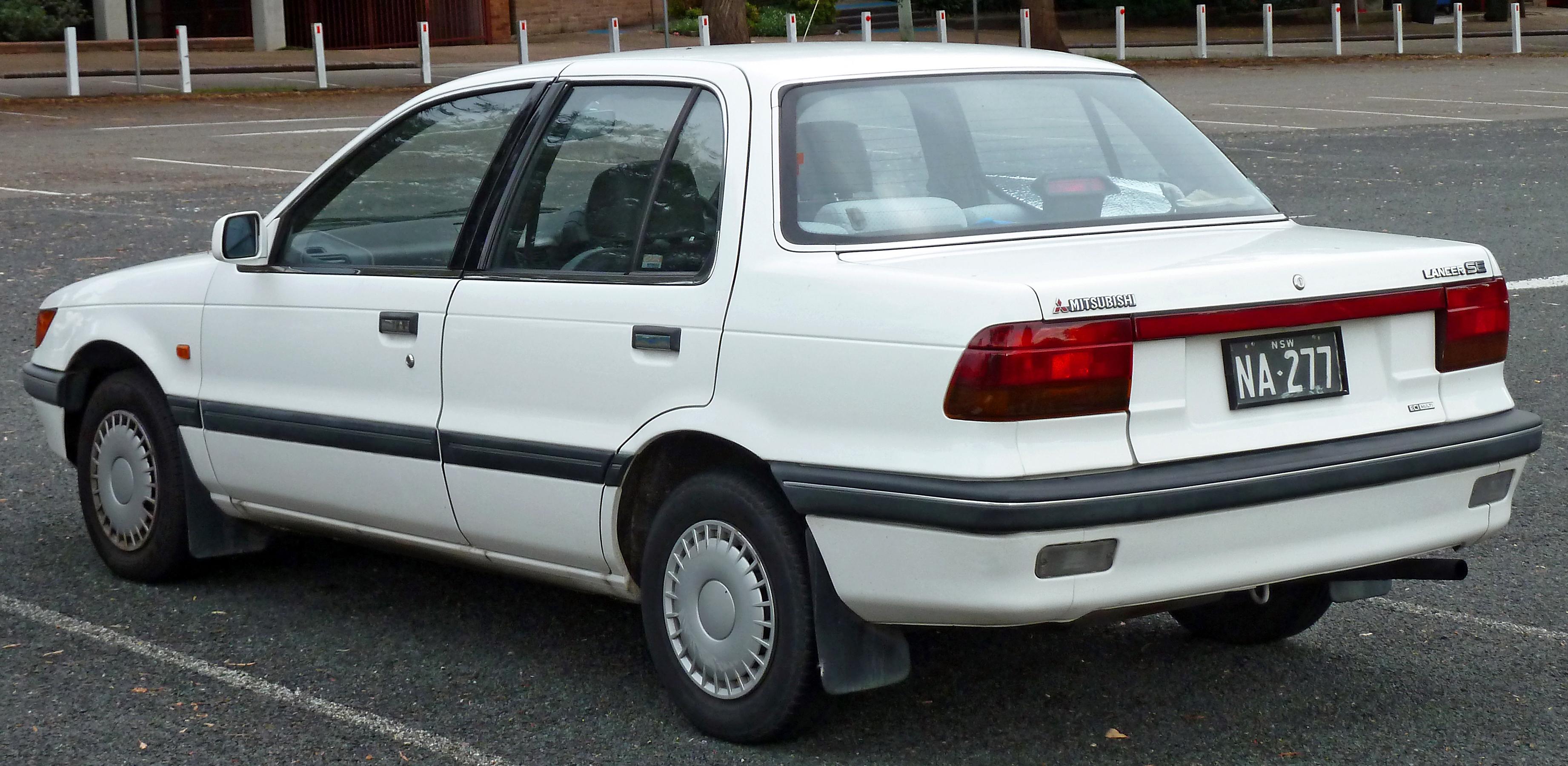 mitsubishi mirage ii 1983 1988 sedan outstanding cars rh carsot com