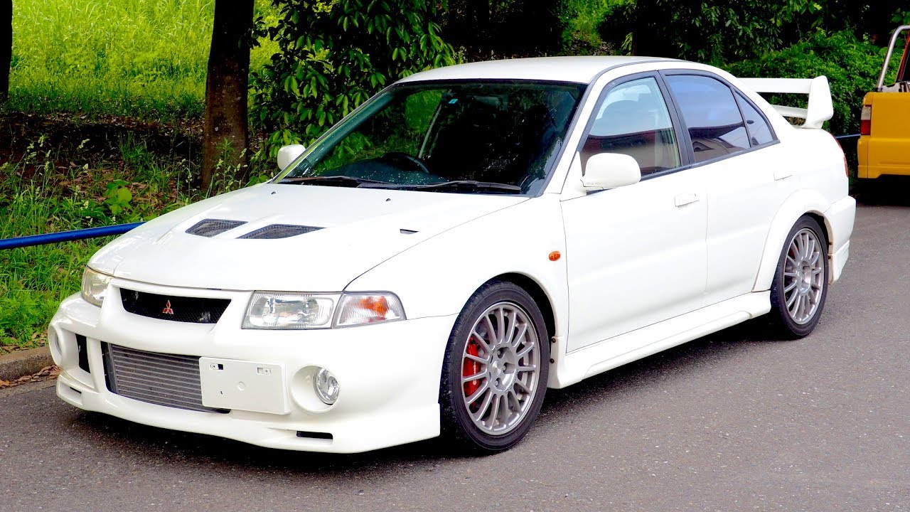 Mitsubishi Lancer VI 1991 - 2000 Sedan #8