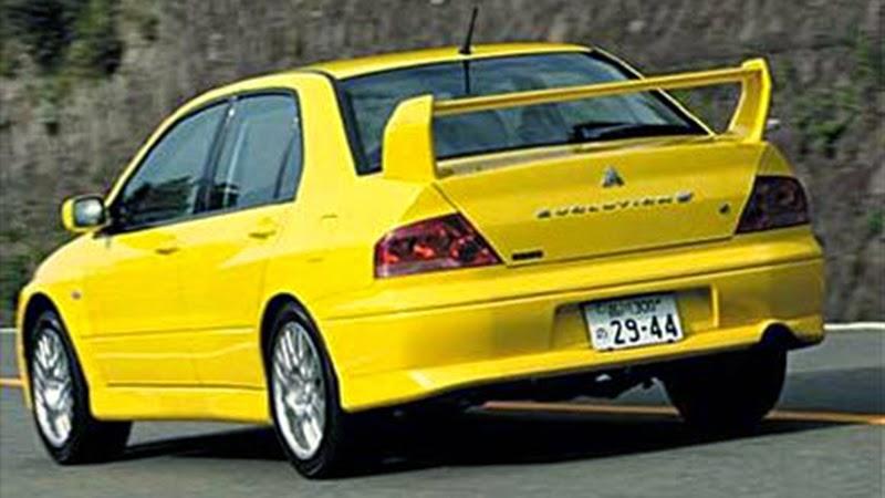 Mitsubishi Lancer VII 1995 - 2000 Sedan #1