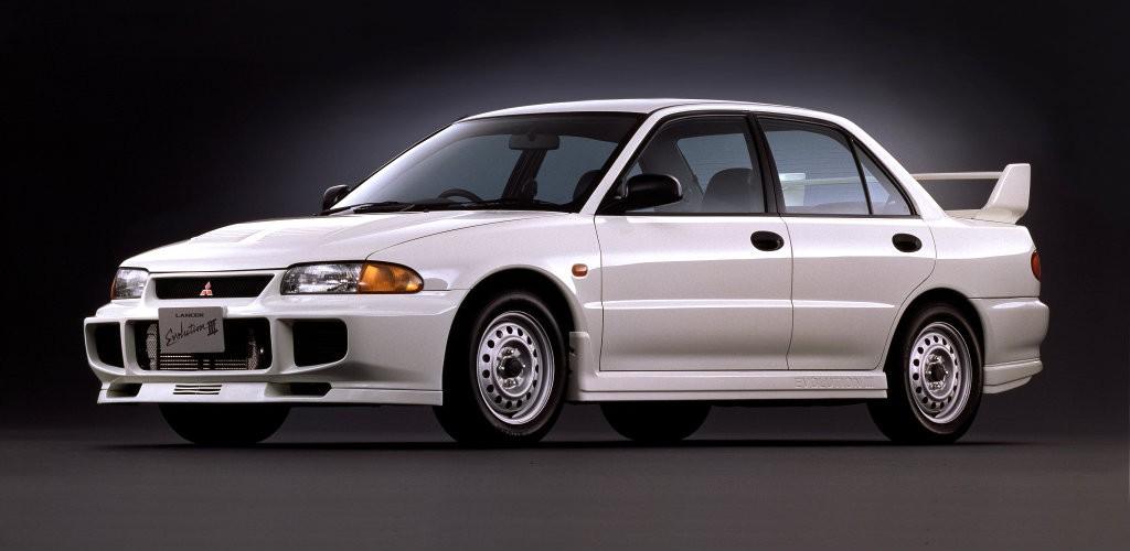 Mitsubishi Lancer Evolution II 1994 - 1995 Sedan #4
