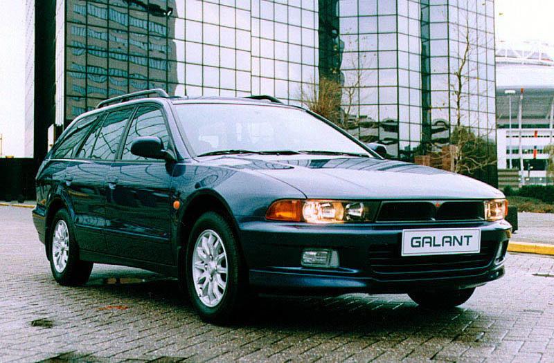 Mitsubishi Legnum 1996 - 2002 Station wagon 5 door #1