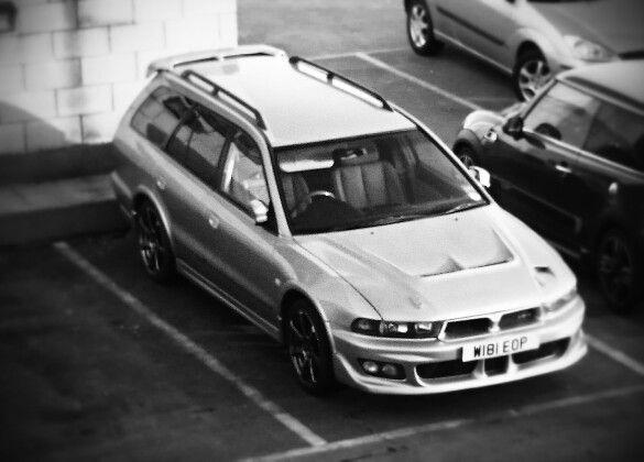 Mitsubishi Legnum 1996 - 2002 Station wagon 5 door #2