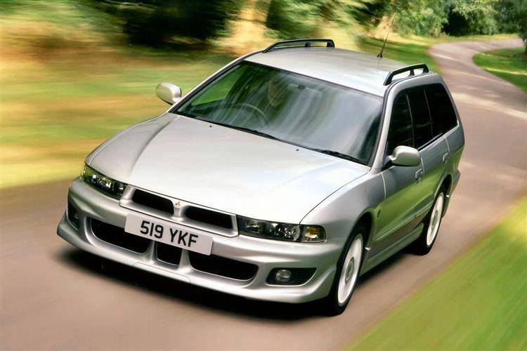 Mitsubishi Legnum 1996 - 2002 Station wagon 5 door #4