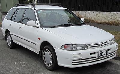 Mitsubishi Libero I Restyling 1995 - 2002 Station wagon 5 door #3