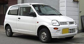 Mitsubishi Minica VIII 1998 - 2011 Hatchback 5 door #4