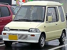 Mitsubishi Minica VIII 1998 - 2011 Hatchback 5 door #6
