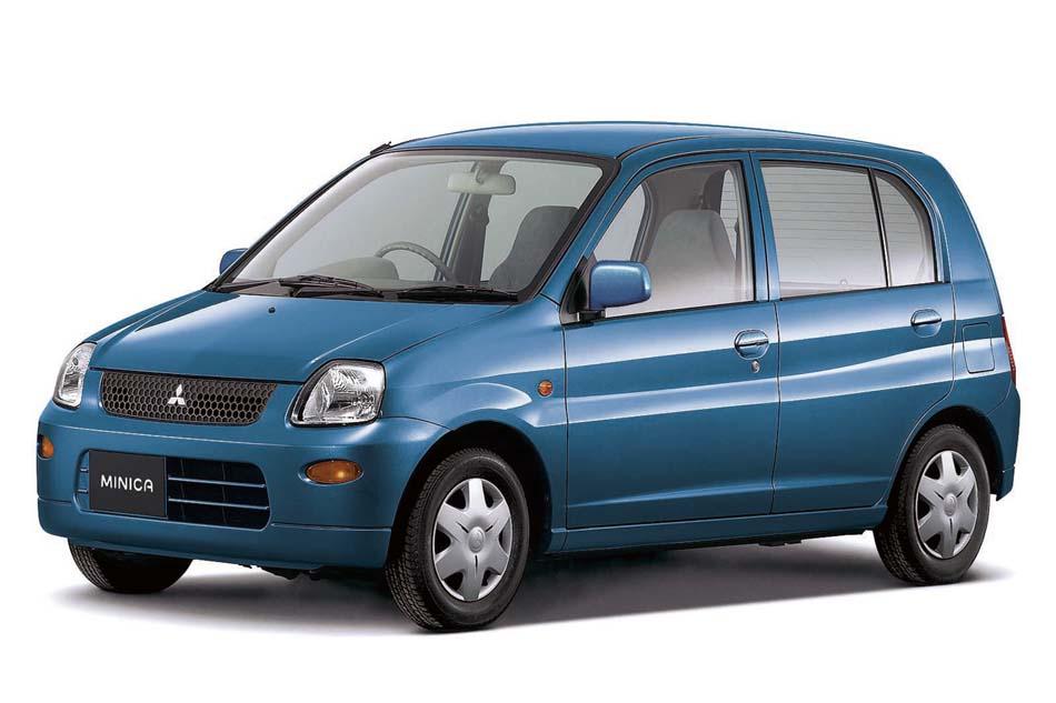 Mitsubishi Minica VIII 1998 - 2011 Hatchback 3 door #5