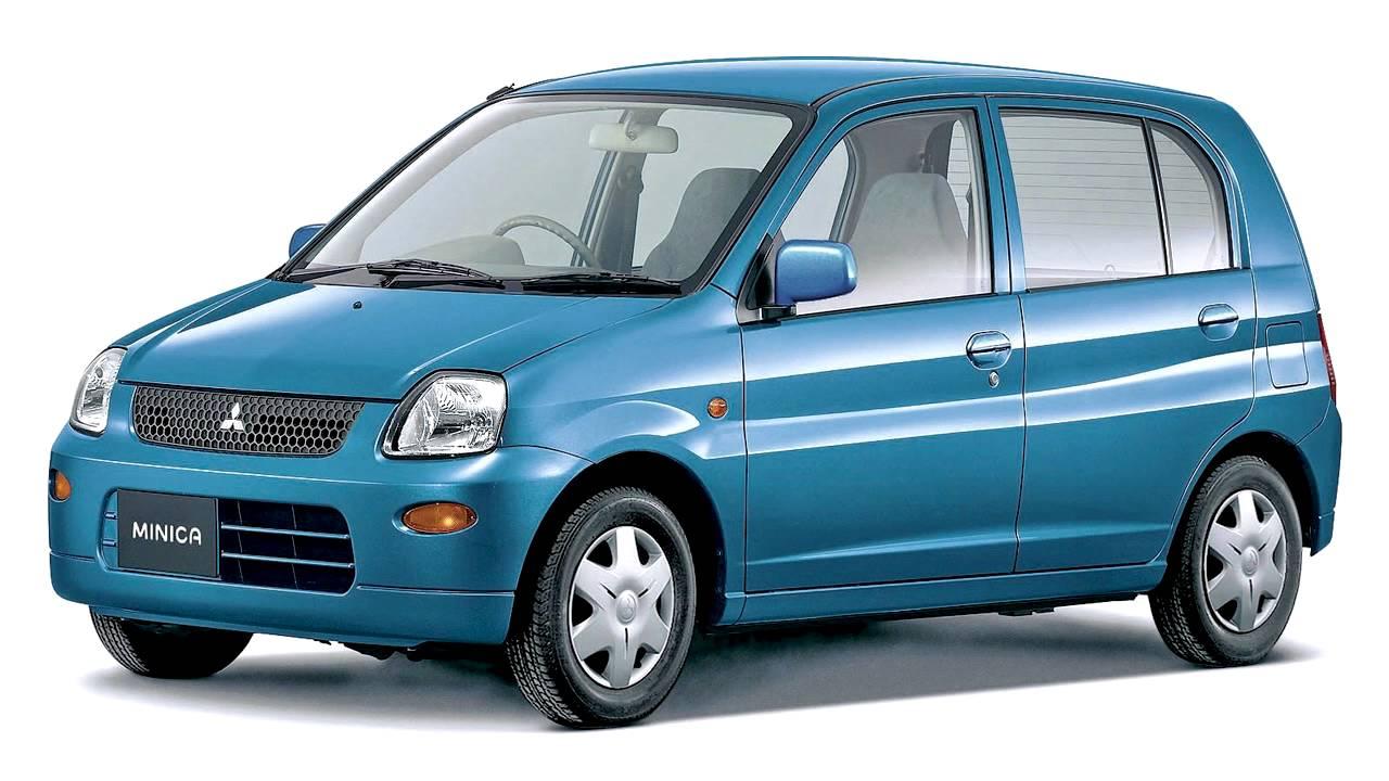 Mitsubishi Minica VIII 1998 - 2011 Hatchback 3 door #6