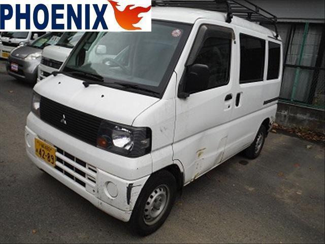 Mitsubishi Minicab 1999 - now Microvan #2