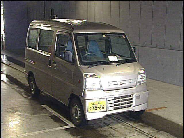 Mitsubishi Minicab 1999 - now Microvan #3