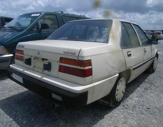 Mitsubishi Mirage I 1978 - 1983 Sedan #2