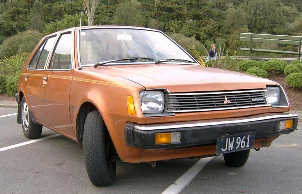 Mitsubishi Mirage I 1978 - 1983 Sedan #3
