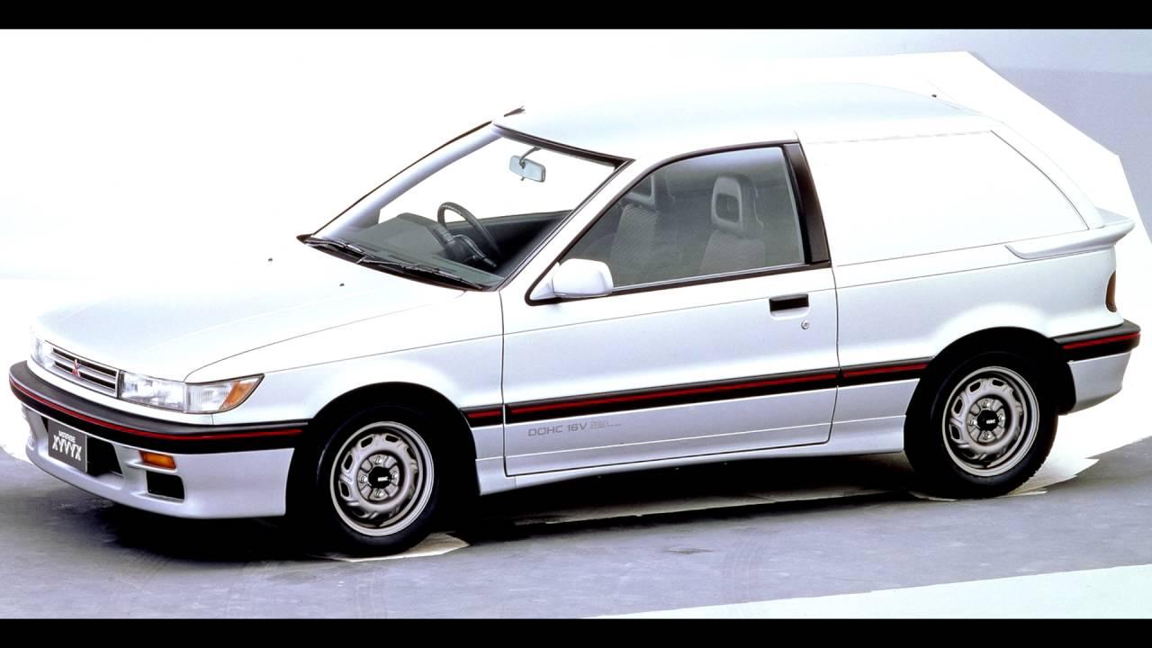 Mitsubishi Mirage III 1987 - 1991 Sedan #4