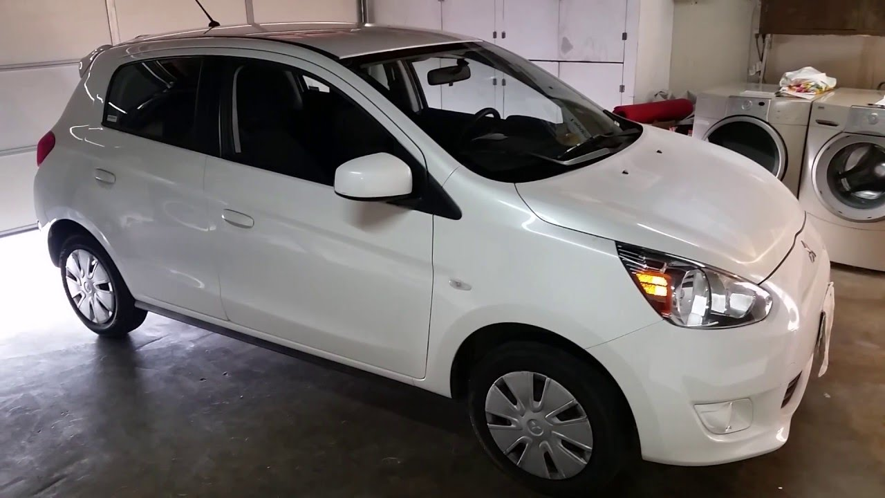 Mitsubishi Mirage VI 2012 - 2015 Hatchback 5 door #3