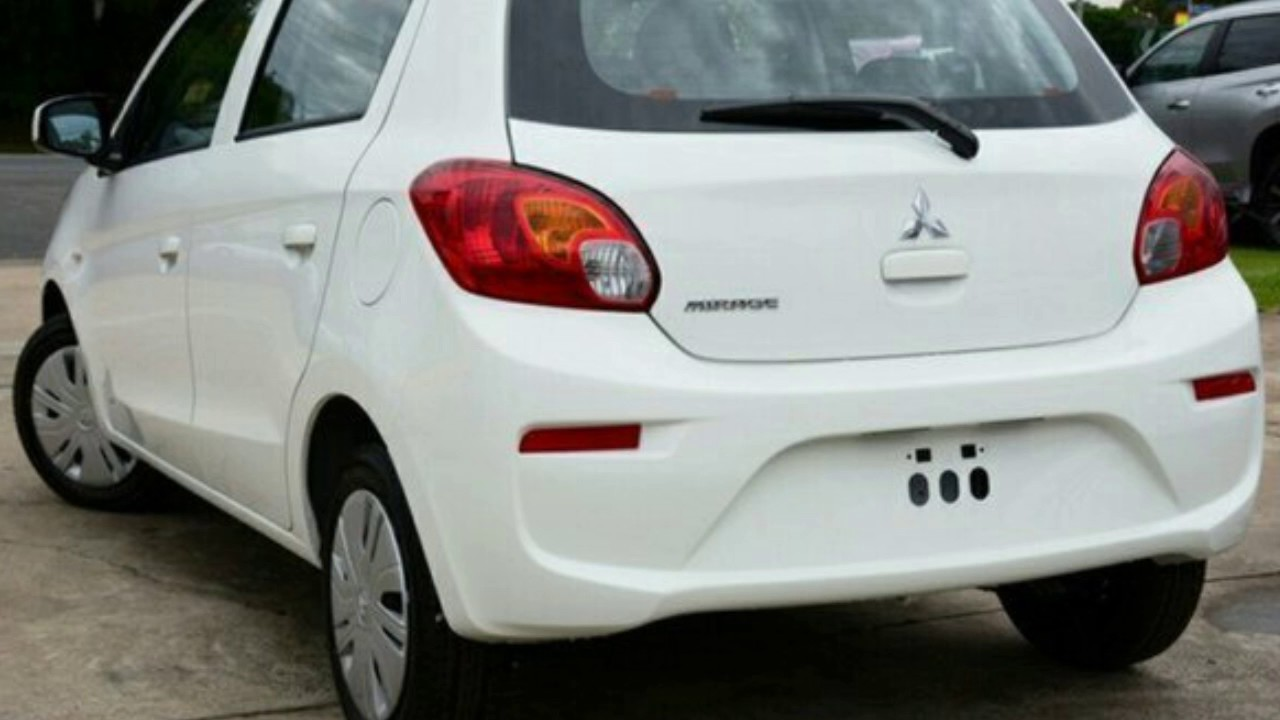 Mitsubishi Mirage VI Restyling 2015 - now Hatchback 5 door #8