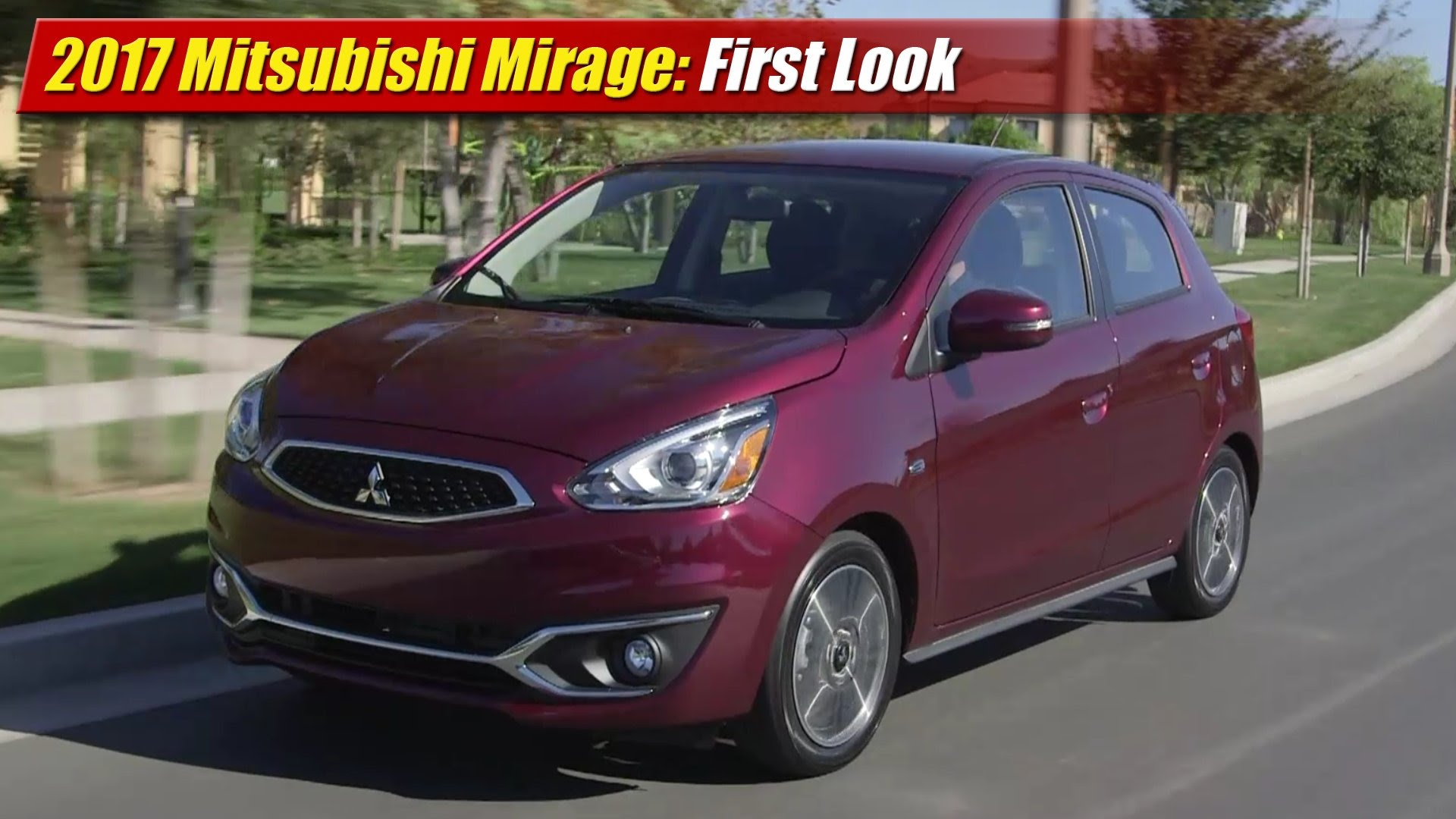 Mitsubishi Mirage VI Restyling 2015 - now Hatchback 5 door #6