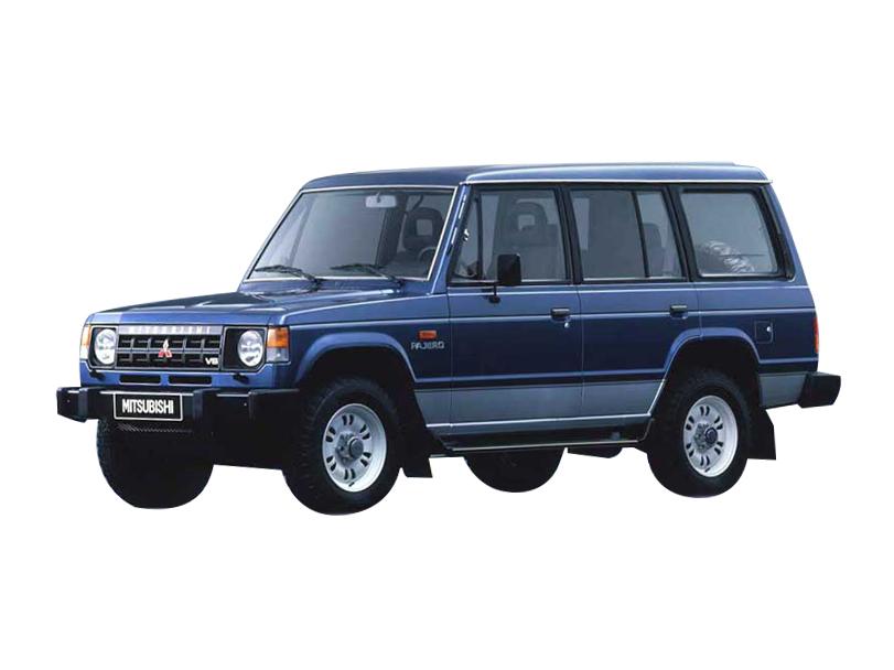 Mitsubishi Montero I 1982 - 1991 SUV 5 door #5
