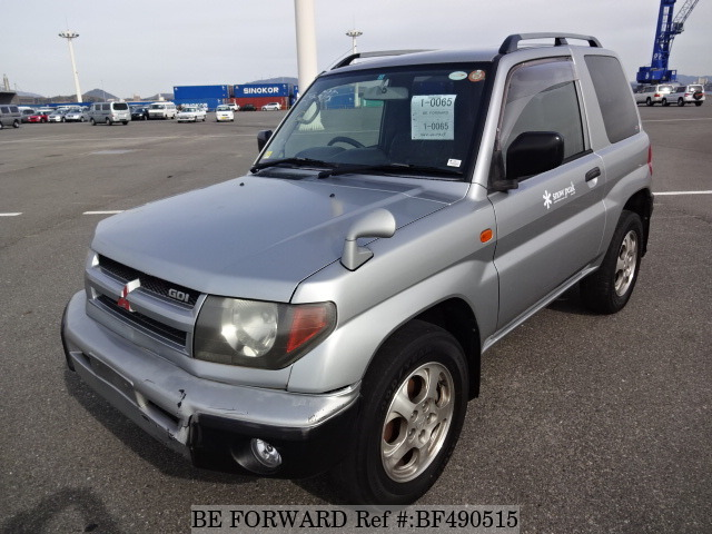 Mitsubishi Pajero iO 1998 - 2007 SUV 3 door #1