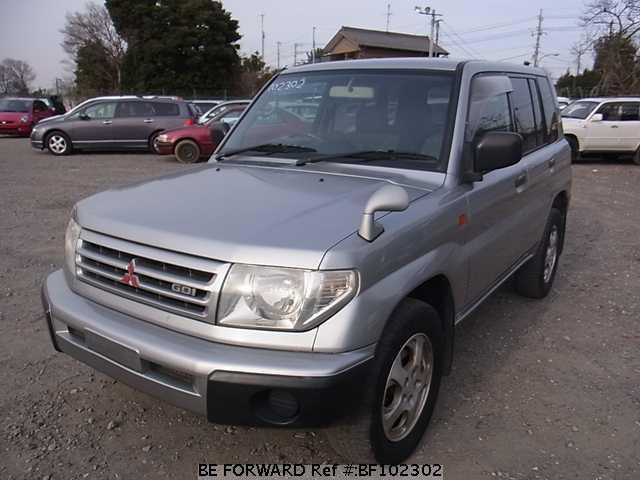 Mitsubishi Pajero iO 1998 - 2007 SUV 5 door #1
