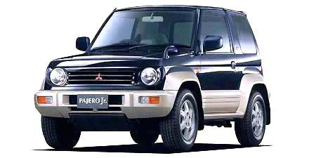 Mitsubishi Pajero Junior 1995 - 1998 SUV 3 door #2