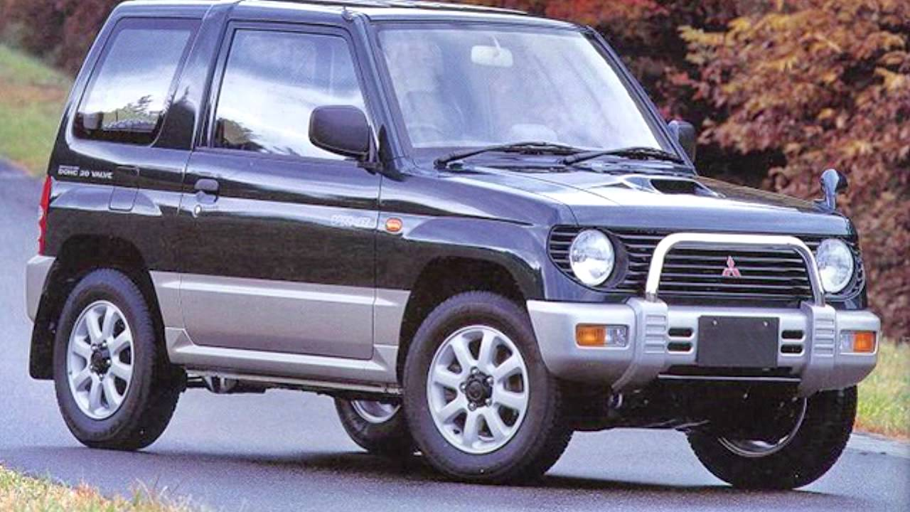 Mitsubishi Pajero Mini I 1994 - 1998 SUV 3 door #4
